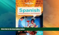 Must Have PDF  Lonely Planet Spanish Phrasebook   Dictionary (Lonely Planet Spanish  Phrasebooks)