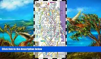 READ NOW  Streetwise Barcelona Metro Map - Laminated Metro Map of Barcelona Spain - Folding pocket