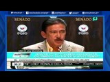 [Radyo Bisyon] Sen. Tito Sotto, naniniwalang si Sen. Koko Pimentel ang susunod na Senate President