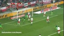 All Goals & Highlights HD - Poland 1-1 Slovenia - 14.11.2016 Friendly Match
