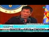 Pagpapatapon sa mga 'High Profile' inmates sa malalayong isla, ikinunsidera sa Malakanyang