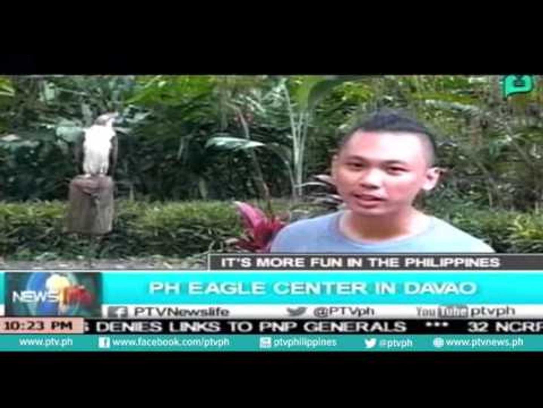 NewsLife: PH Eagle Center in Davao