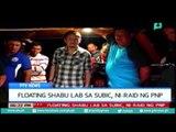 [PTVNews-6pm] Floating shabu lab sa Subic, ni-raid ng PNP [07|12|16]