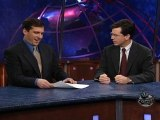Steve Carell & Stephen Colbert - Even Stevphen (20000411): Elian Gonzalez