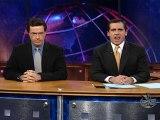 Steve Carell & Stephen Colbert - Even Stevphen (20010404): Should Medical Marijuana Be Legalized?