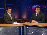 Steve Carell & Stephen Colbert - Even Stevphen (20010627): Stephen Wins