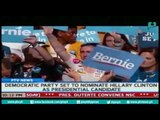 [PTVNews] Democratic party set to nominate Hillary Clinton as Presidential candidate