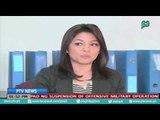 [PTVNews] DOT, handang pagaralan ang panukalang pagpapatayo ng Rail Road Project [07|27|16]