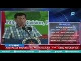 Pres. Duterte, tinawagang pansin ang mga mayayamang hindi nagbabayad ng tamang buwis