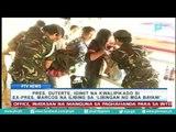 Pres. Duterte, iginiit na kwalipikdo si ex-Pres. Marcos na ilibing sa 'libingan ng mga Bayani'