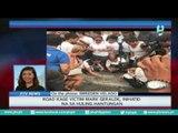 [PTVNews-1pm] Road Rage Victim Mark Geralde, inihatid na sa huling hantungan [08|02|16]
