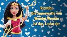 Stelle dein Wissen über Wonder Woman von DC Super Hero Girls auf die Probe   DC Super Hero Girls