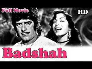 Badshah | Full Hindi Movie | Popular Hindi Movies | Dara Singh - Nishi - Shakila Bano