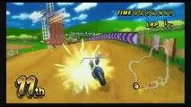 Super Mario Kart Wii - Funk Master Funky Kong Racing Towards Mario Kart 8