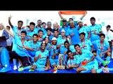 India vs Bangladesh , Asia Cup Under 18 Hockey India Win The Under 18 Hockey Asia Cup Congrats India
