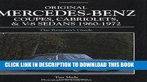 Ebook Original Mercedes-Benz Coupes and Cabriolets and V-8 Sedans 1960-1972 (Original Series) Free