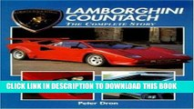 Best Seller Lamborghini Countach: The Complete Story Free Read