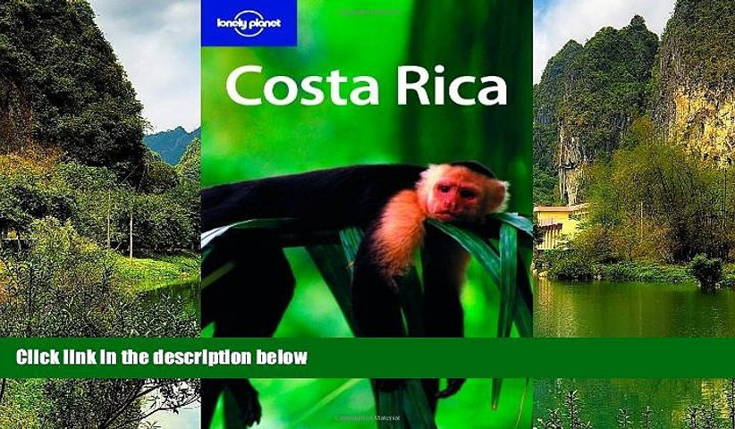 READ NOW Lonely Planet Costa Rica (Country Guide) Premium Ebooks Online Ebooks | Godialy.com