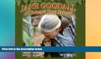 Ebook Best Deals  Steck-Vaughn Shutterbug Books: Leveled Reader Grades K - 1 Jane Goodall, Social