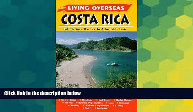 Ebook deals Living Overseas Costa Rica Most Wanted | Godialy.com
