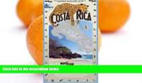 Best Buy Deals  Costa Rica: Waterproof Travel Map of Costa Rica  Best Seller Books Best Seller