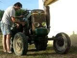démarrage tracteur vierzon 201 nouvelle vidéo