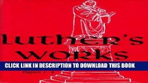 Best Seller Luther s Works Lectures on Galatians: Chapters 1-4 (Luther s Works) (Luther s Works
