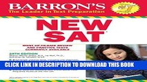 Best Seller Barron s NEW SAT, 28th Edition (Barron s Sat (Book Only)) Free Read