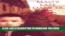 [READ] EBOOK Mao s Last Dancer ONLINE COLLECTION