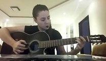 Behind the Blue - Eyes || Limp bizkit || on Guitar || Must Watch