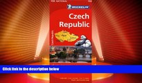 Deals in Books  Michelin Czech Republic Map 755 (Maps/Country (Michelin))  Premium Ebooks Online