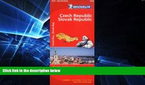 Ebook deals  Michelin Czech   Slovak Republic Map 731 (Maps/Country (Michelin))  Buy Now