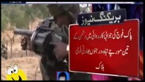 Jaw Breaking reply of Pak Army to Indian Forces - Lazizi News - YouTube