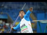 Devendra Jhajharia Gold For  India RIO Paralympics 2016  medallist breaks own record