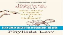 [PDF] Notes to my Mother-in-Law and How Many Camels Are There in Holland?: Two-book Bundle Full