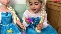 Elsa Vs Maleficent Real Life Disney Princess Movie Disney