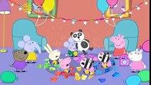 Peppa Pig English Episodes  Peppa Pig Season 3 Episodes 49 - 50 Compilation in English-12KQcIx_YNc
