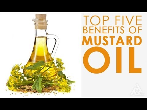 Top 5 Health Benefits Of Mustard Oil | Best Health and Beauty Tips | Lifestyle | Health Food