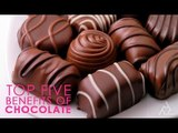 Top 5 Benefits Of Chocolate   Best Health and Beauty Care Tips   Food