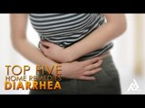 How To Cure Diarrhea | Top 5 Home Remedies For Diarrhea | Simple Health Tips