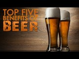 Top 5 Benefits Of Drinking Beer | Simple Health and Beauty Tips | Food