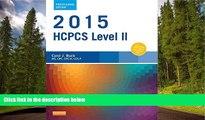Read 2015 HCPCS Level II Professional Edition, 1e (Hcpcs Level II (American Medical Assn))