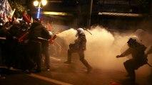 Tausende demonstrieren in Athen gegen Obama-Besuch
