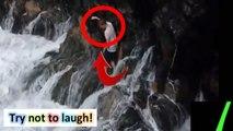 LES VIDEOS LES PLUS DRÔLES - ESSAYEZ DE NE PAS RIRE Compilations Vidéos Drôles #57 chutes chutes et re-chutes