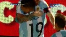 Argentine - Colombie: Vidéo but Messi Coup-Franc (1-0) 16/11/2016