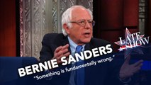 Bernie Sanders: The Democrats Have To Become A Grassroots Party