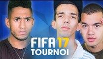 CYPRIEN GAMING-BIGFLO & OLI vs TONY YOKA - Tournoi FIFA 17