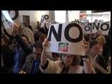 """Tg Antenna Sud - Forza Italia in campo a Bari per il """"no"""" al referendum"""