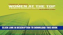 [PDF] Financial Services: Women at the Top: A WIFS Research Study Full Online