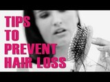 How To Reduce Hair Fall   Home Remedies To Prevent Hair Loss   Simple Health Tips